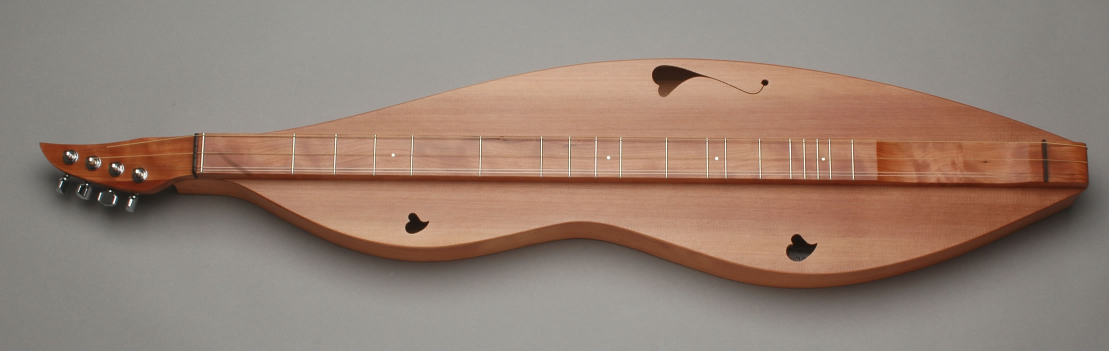Click here for larger view of Ron Ewing's Baritone Dulcimer